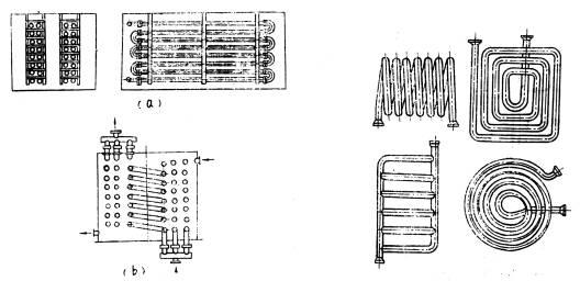 [转帖]间壁式换热器结构分类及其清洗 张茂文